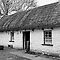 A Country Cottage -a shot taken within the Celtic Realm