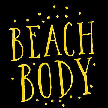 Beach body by jazzydevil
