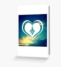 Gloaming Greeting Card
