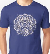 White Lotus (Blue) T-Shirt
