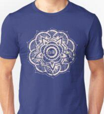 White Lotus (Blue) T-Shirt