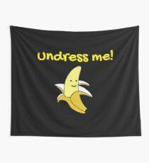 Fruits Shirt Undress Me Kawaii Banana Gift Tee Wandbehang