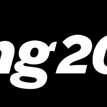 Andrew Yang 2020 YangGang Meme Pink Revolution Gang Retro Logo Yangwave 80s Black and white HD HIGH QUALITY Online Store by iresist
