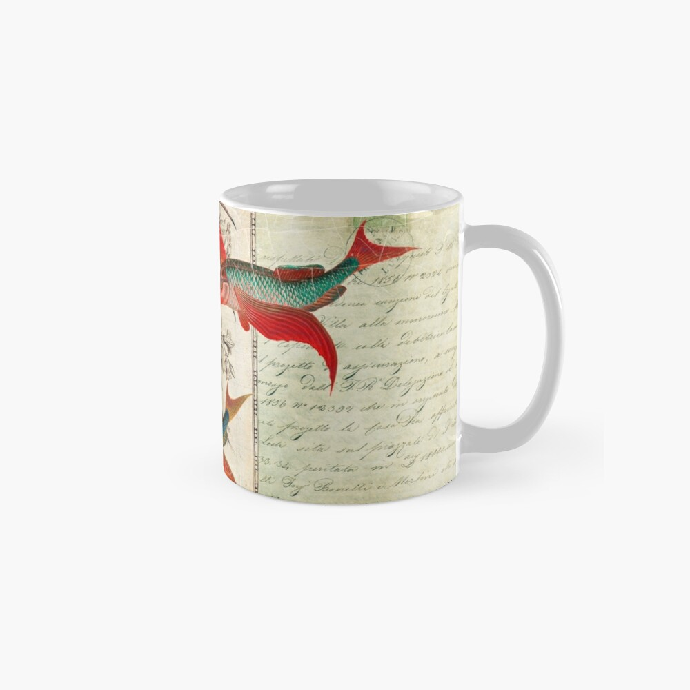 Fish of a Feather Mugs