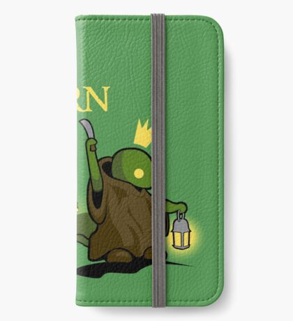 Return of the King iPhone Wallet