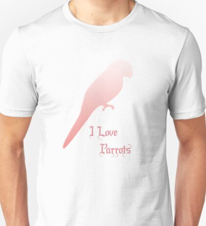 Pink parrot day T-Shirt