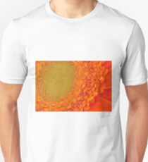 Orange Gerbera Daisy, As Is T-Shirt