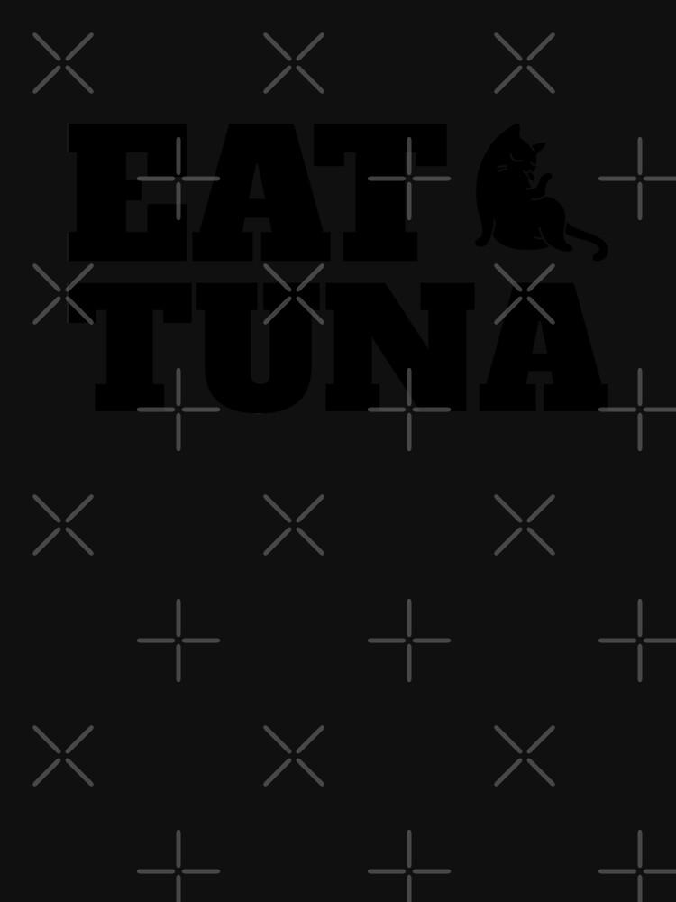 Eat Tuna by ockshirts
