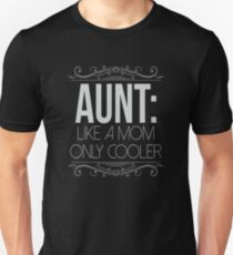 New Aunt Gift Slim Fit T-Shirt