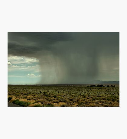High Desert Squall Photographic Print