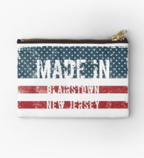 Made in Blairstown, New Jersey Studio Pouch