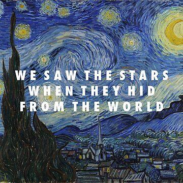 Starry Step by mvoah