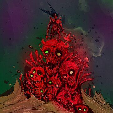 Heavy Angel - How the Gods Kill by simonsherry