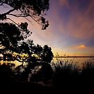 Secluded Dusk by phillip wise