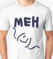 Camiseta unisex Meh