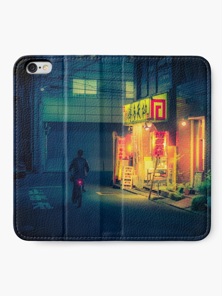 Alternate view of Open all night iPhone Wallet