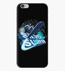 Silver Surfer iPhone Case