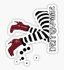 Bootz Sticker