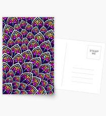Postales Madeleine Pattern