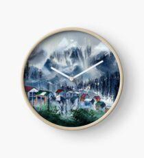 Manali 3 Himalaya Clock