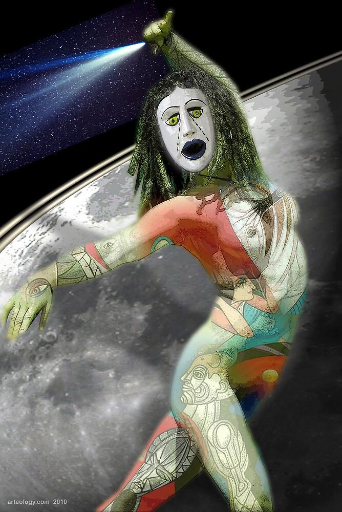 moon dancer by arteology