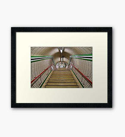 Tottenham Court Road (3) Framed Print
