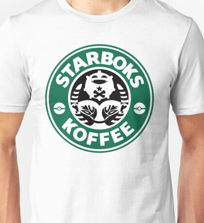 Starboks Koffee 2.0 Unisex T-Shirt