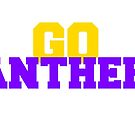 University of Northern Iowa - go panthers by lilbabylily