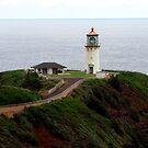 Kilauea Lighthouse by Kat Miller