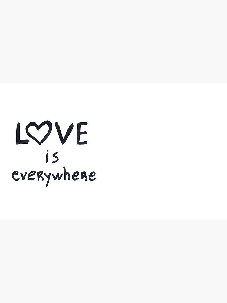 Love is everywhere by syrykh
