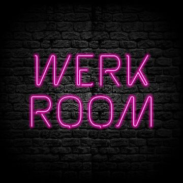 Neon Shop : Werk Room by merimeaux