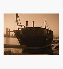 The Floating Diner Photographic Print