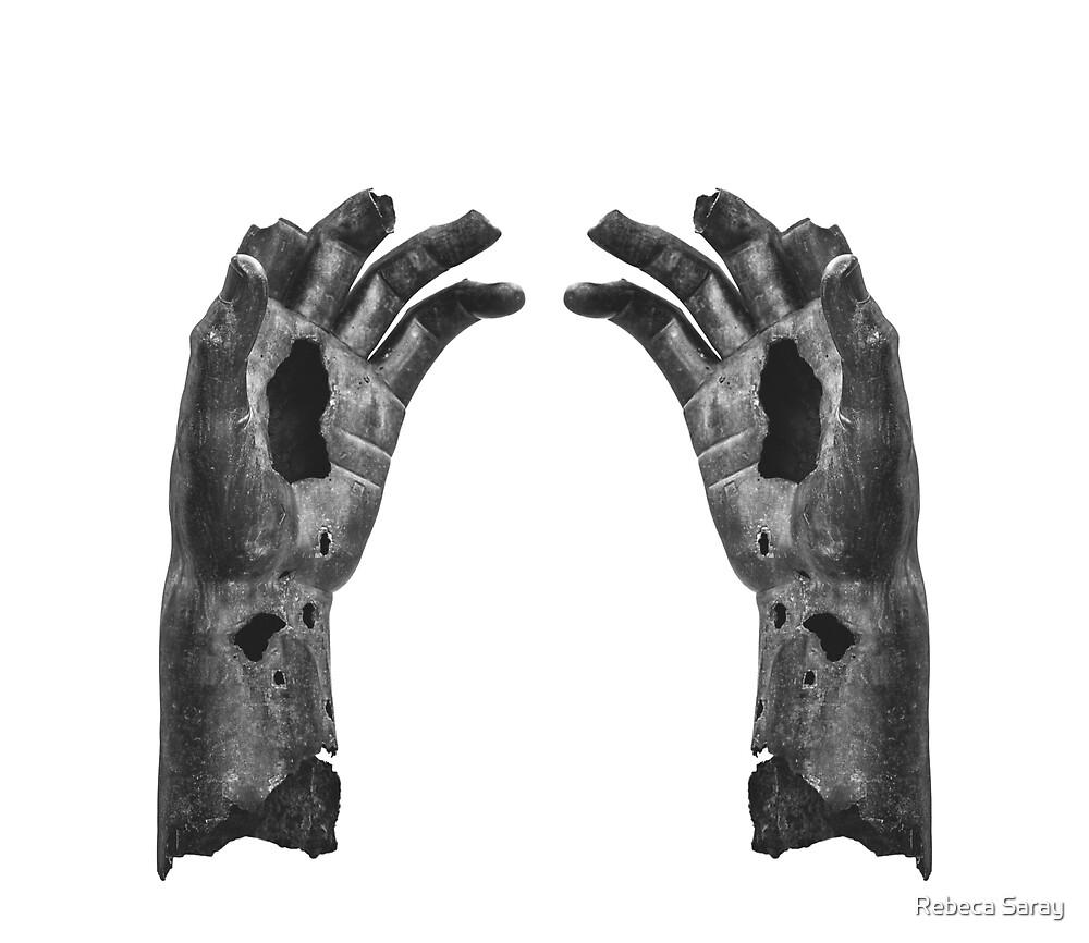 «Inmortal Hands» de Rebeca Saray