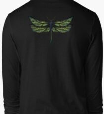 Dragonfly - Light Colours Long Sleeve T-Shirt