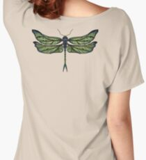 Dragonfly - Light Colours Women's Relaxed Fit T-Shirt