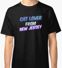 Hundeliebhaber aus New Jersey Classic T-Shirt