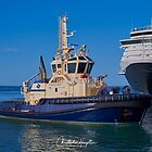 SVITZER STOKES & QUEEN VICTORIA by Christopher Houghton