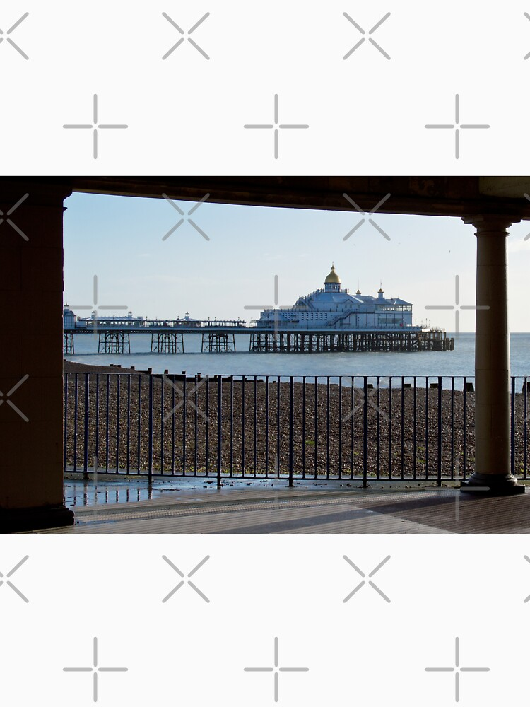 Pier Framed by pursuits