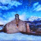Mountain Chapel by jean-louis bouzou