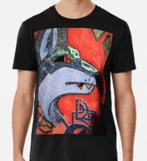 WOLF GRAPHITE Men's Premium T-Shirt