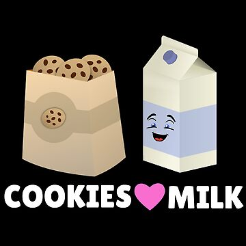 Cookies And Milk by DogBoo