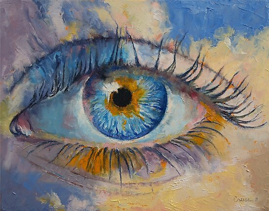 Eye by Michael Creese