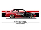 JTC Team Taisan 1992 by kanseigazou