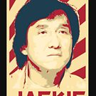 Jackie Chan Retro Propaganda by idaspark