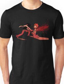 Crimson Game Over Unisex T-Shirt