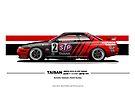 JTC Team Taisan R32 1993 by kanseigazou