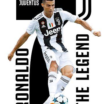 La leyenda - Cristiano Ronaldo - Juventus - cr7 - 2019 de storebycaste