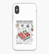 Physics Standard Model Theory  iPhone Case
