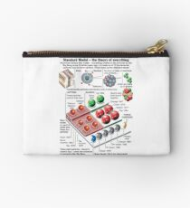 Physics Standard Model Theory  Studio Pouch