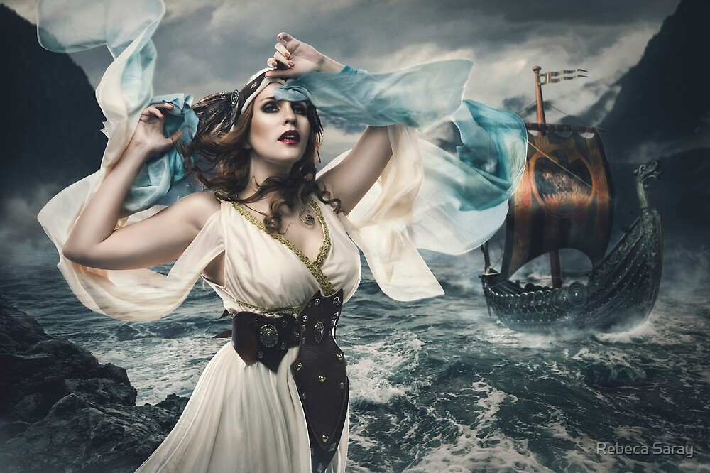 «Valkyrie» de Rebeca Saray